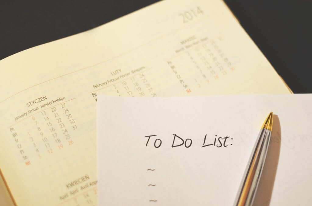 To-Do list a GTD kulcsa
