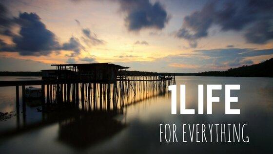 Egy életed van. Vedd tudomásul!