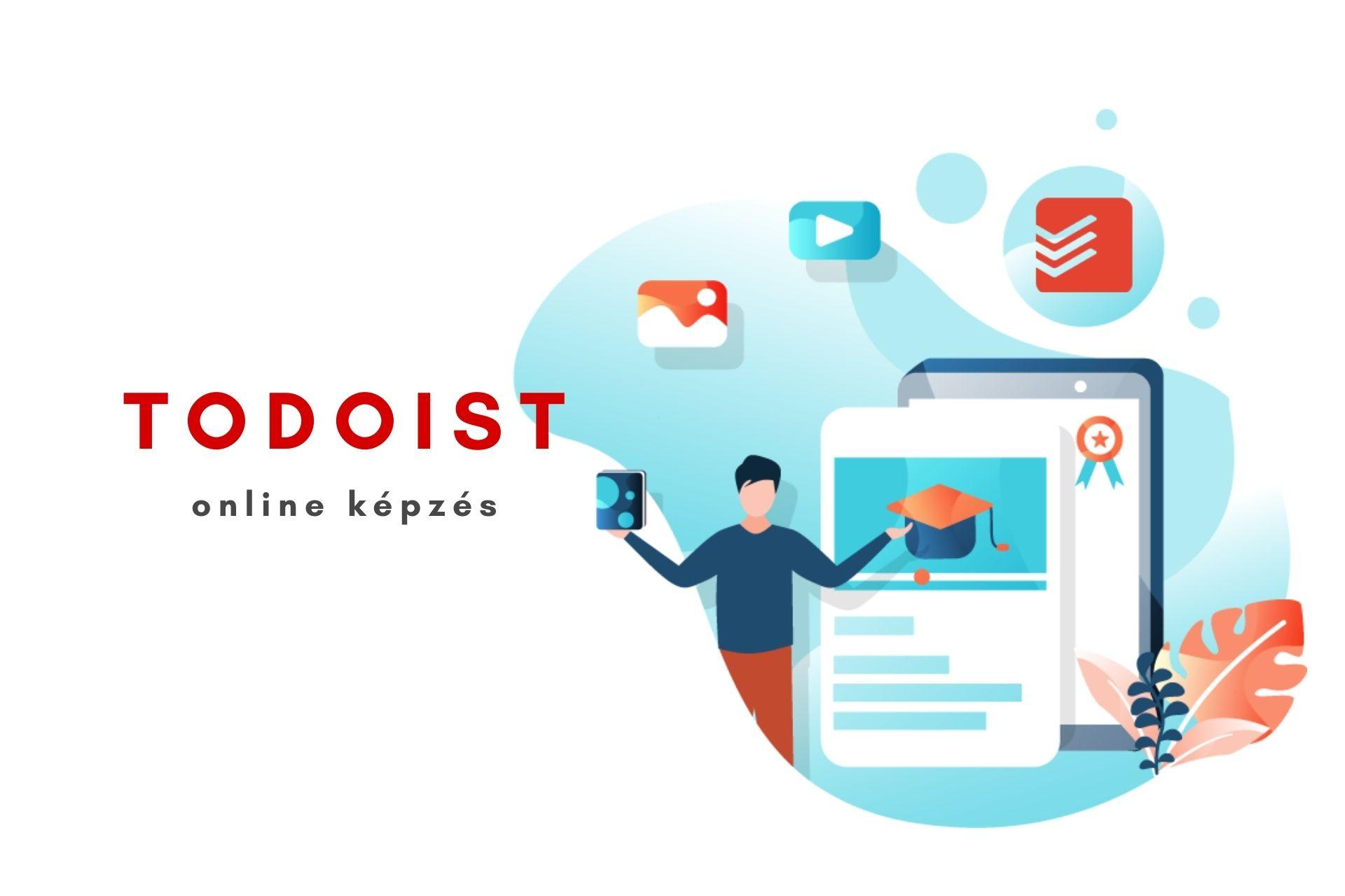 Todoist Online Képzés